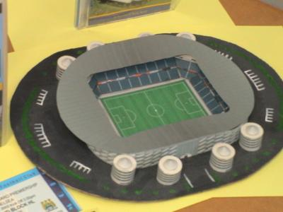picture of Model Stadium