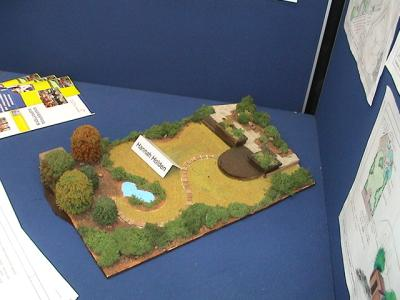 picture of Model of Garden Design