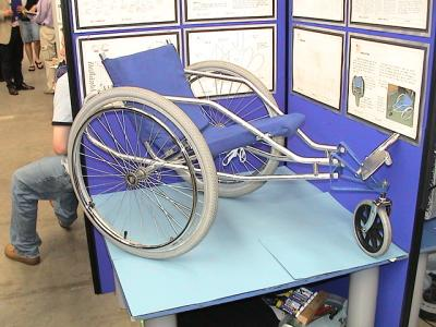 picture of Young Persons Wheelchair