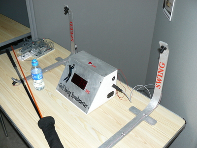 Alexander Youden's Golf Swing Training Aid, Overall Winner, Engineering Inspirations 2012