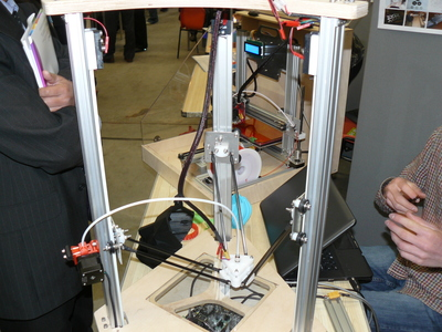 Harry Raley's 3D Printer, Overall Winner, Engineering Inspirations 2013