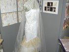 picture of Wedding Dress and Veil
