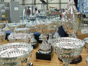 Cups and trophies