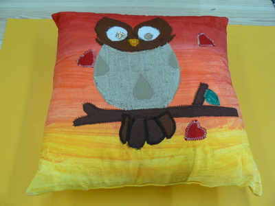 picture of Owl Cushion